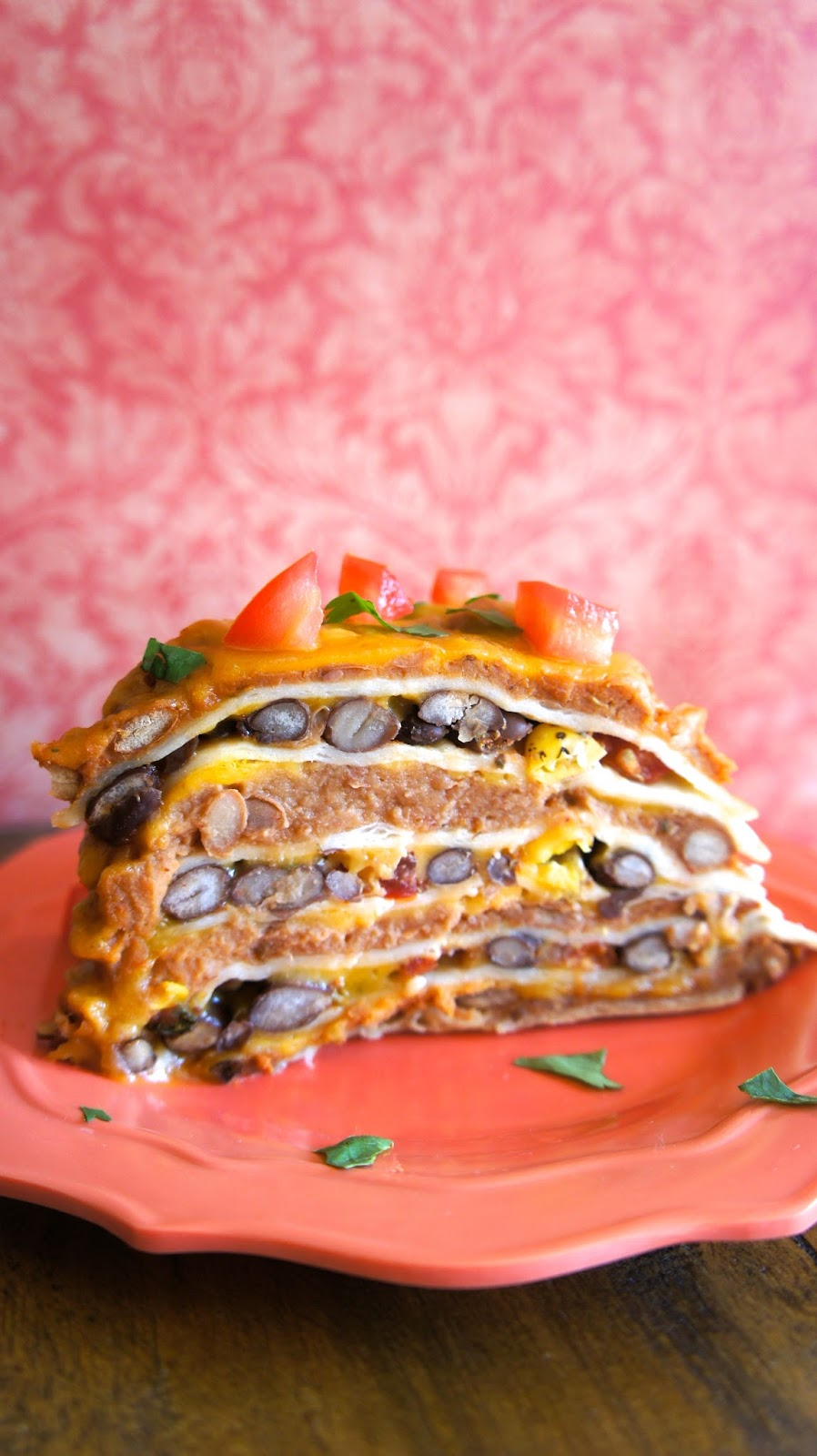 A Love Letter to Food: 7-Layer Mexican Tortilla Pie