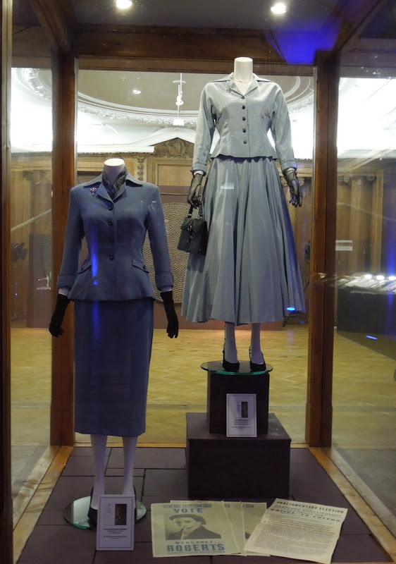 Original Young Margaret costumes Iron Lady