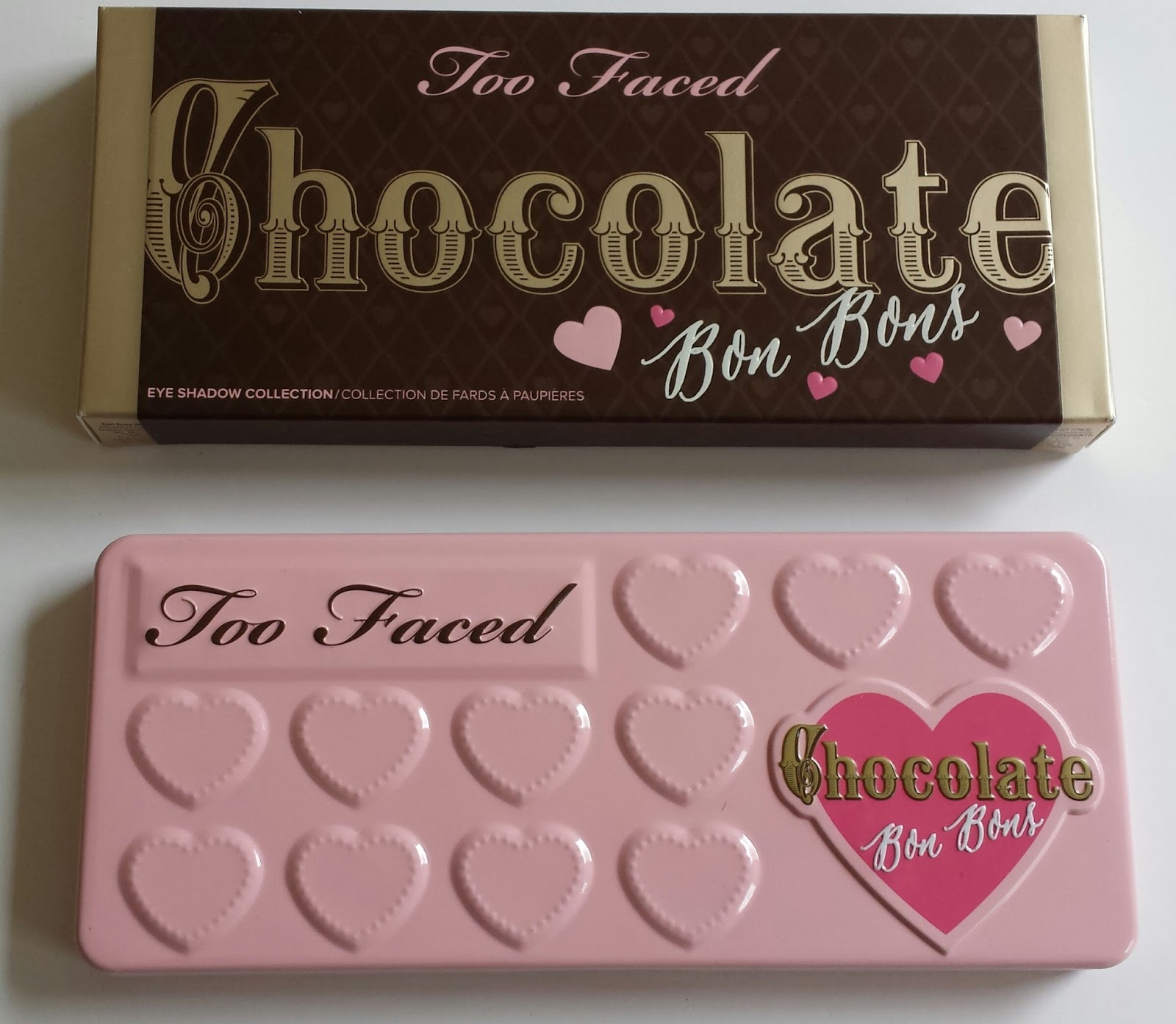 Too Faced Chocolate Bon Bons Palette | Will Sing for Makeup