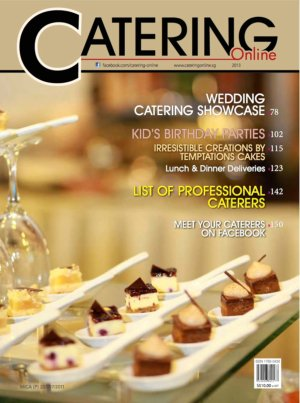 VIEW DIGITAL VERSION OF CATERING ONLINE