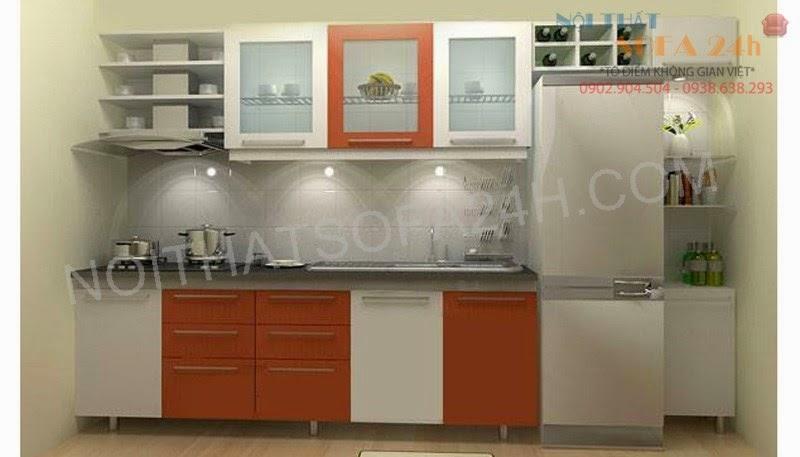 Tủ bếp TB021