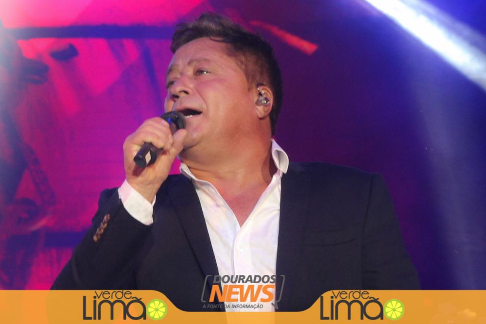 Turnê Canto Bebo E  Choro Leonardo em DOURADOS/MS 24/8/2018