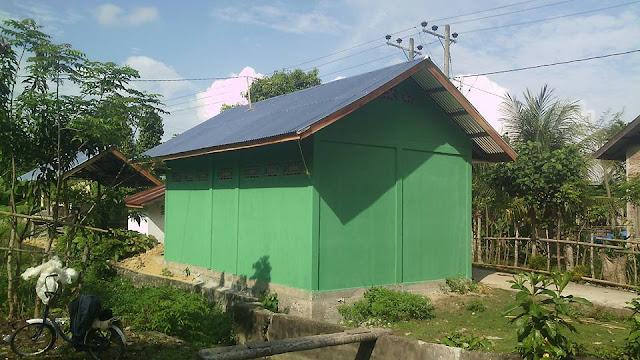 Gedung PKK (gambar 5) Gampong Kerumboek Kec. Peukan Baro Kab. Pidie - Aceh