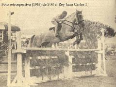 Juan Carlos I. Rey