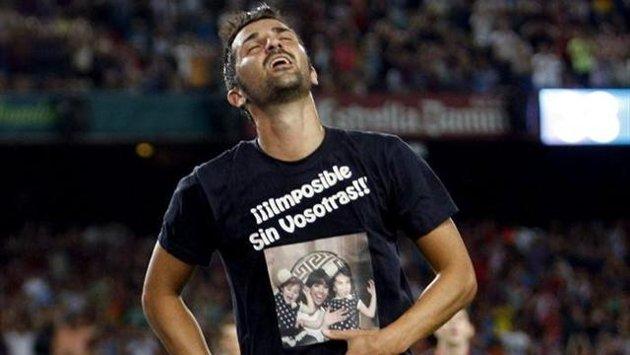 """""""¡¡¡Imposible sin vosotras!!!"""", Villa está de regreso"""