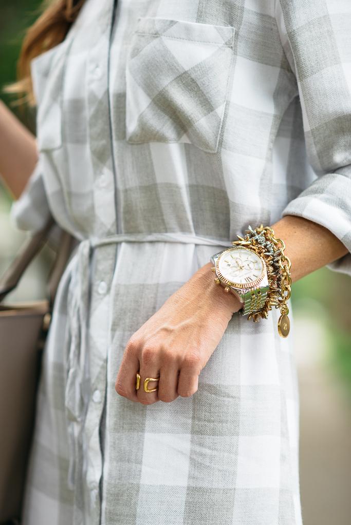 Michael Kors Large Lexington Chronograph Bracelet Watch 45mm Best