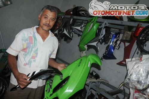 Bengkel Perbaikan Body Motor di Wonosobo