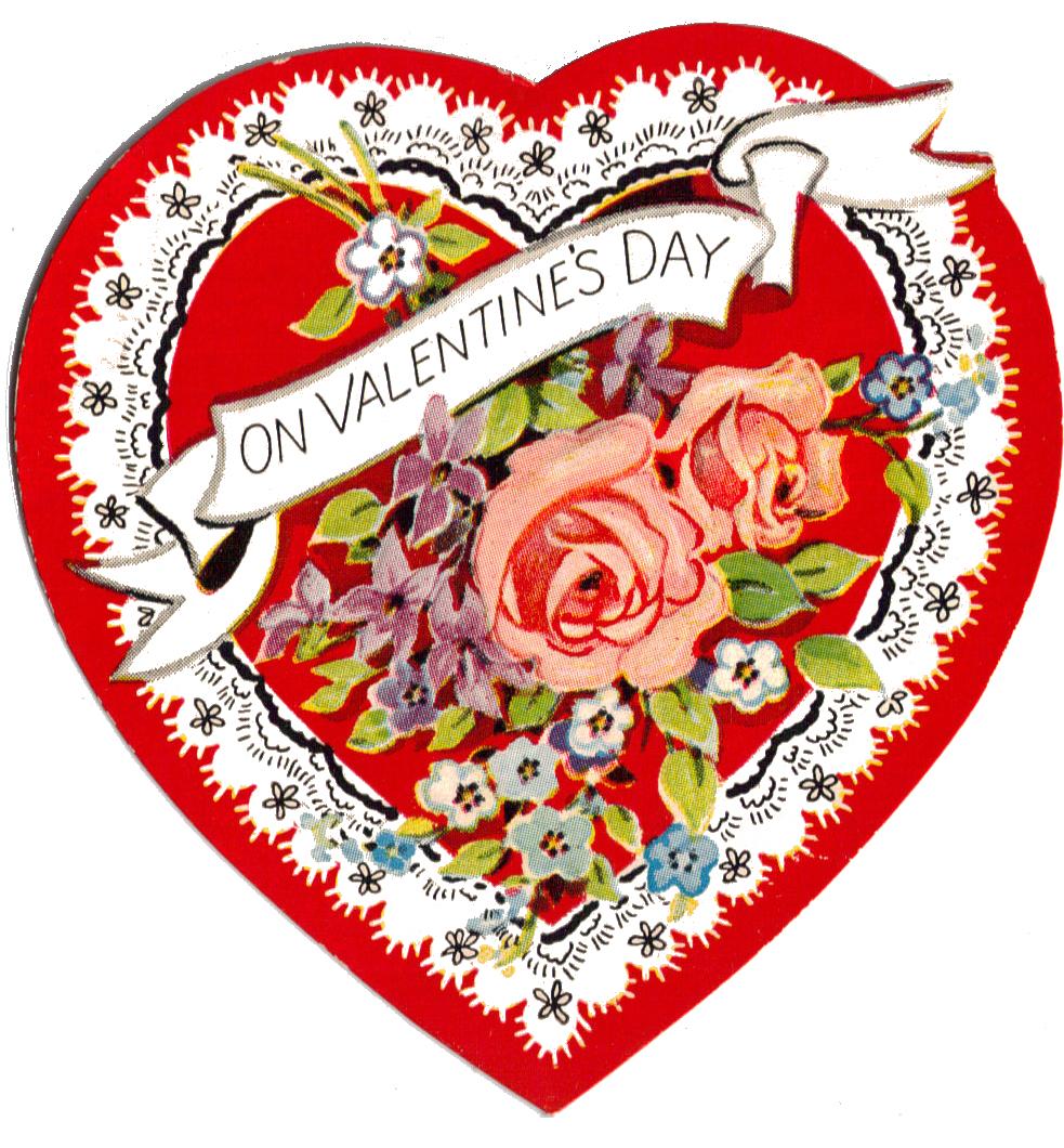 Shannon S Shanonigins Vintage Valentines