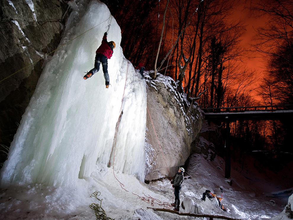 Ice Adventure Exploration