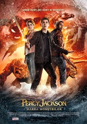 Percy Jackson: The Sea of Monsters (2013) Filme 2014