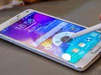 Sesifikasi dan Harga Samsung Galaxy Note 4 Terbaru Desember 2014