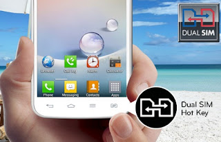 LG Optimus L4 II Dual SIM Dengan Tombol Switch