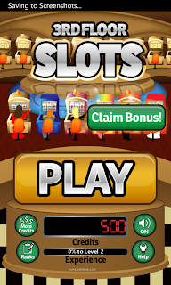 3rd Floor Slots game on Nokia Lumia 720