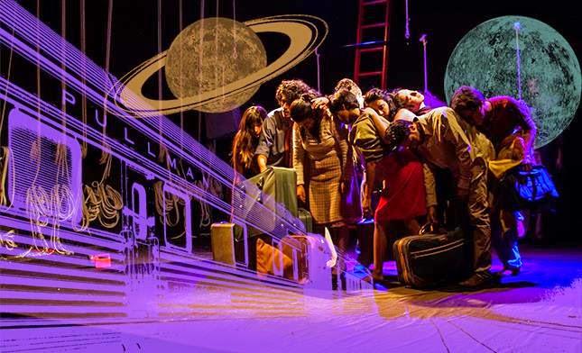"Se presentará ""Pullman Car Hiawhata"" de Thornton Wilder en el Teatro Sergio Magaña"