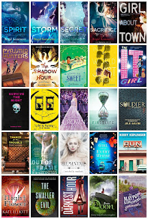 young adult cover reveals
