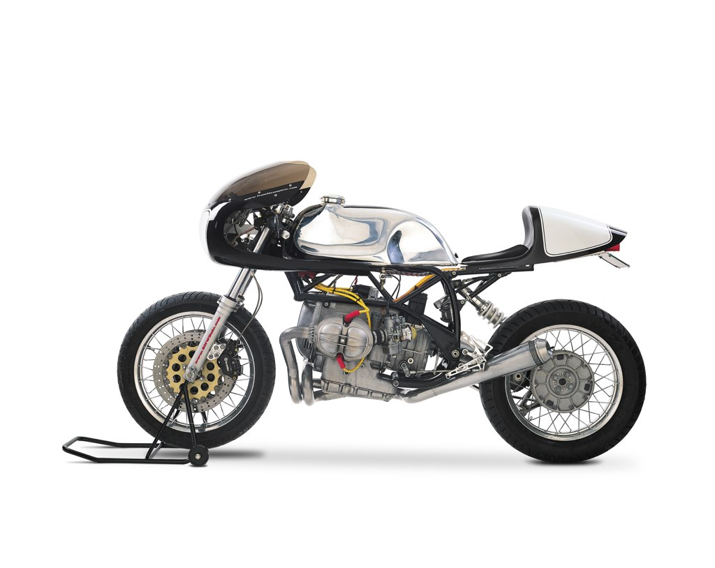 Cafe Racer Roundup: May 2012