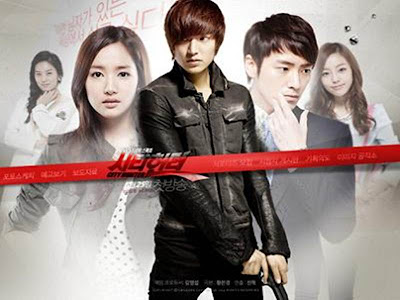 Sinopsis City Hunter lengkap