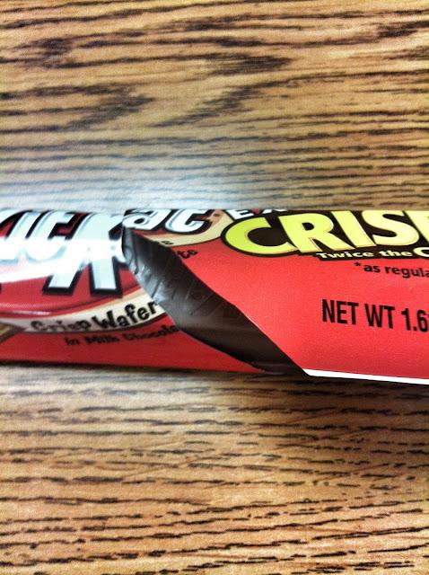 KitKat crispy candybar
