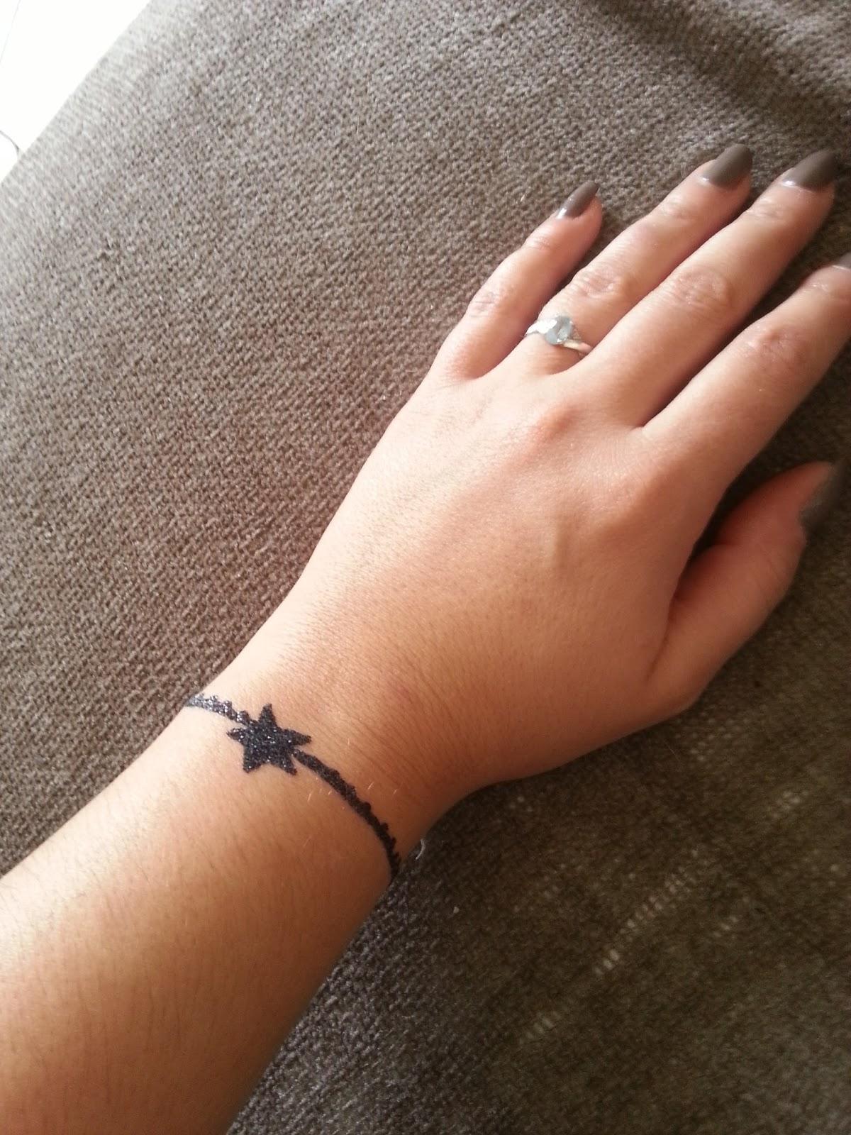 Paillettes cosmétiques Tatouage temporaire - tatouage ephemere paillette