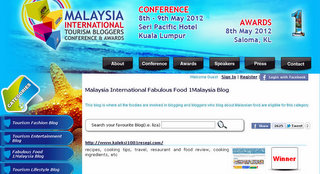 fabulous food 1malaysia blog 2012