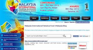 fabulous food 1malaysia blog 2012