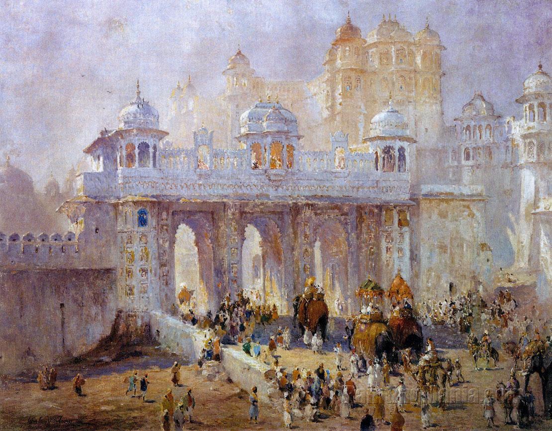 loveisspeed palace of udaipur india