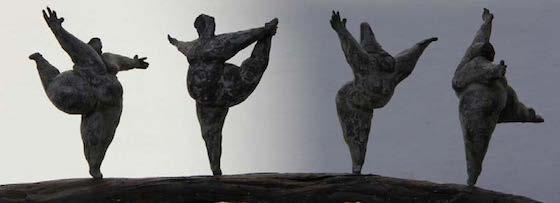 Henrik Fischer, skulpturgruppe