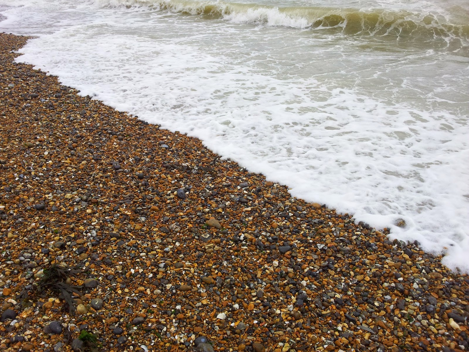 Strand in Seaford, Sussex