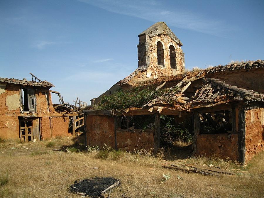 los pueblos de la provincia de valladolid: