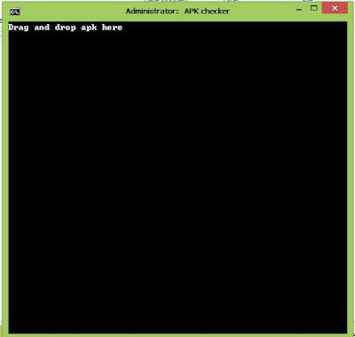 Apk ရဲ႕ Package Name ကို ခ်က္ခ်င္းေဖၚျပေပးမယ့္ Apk Checker