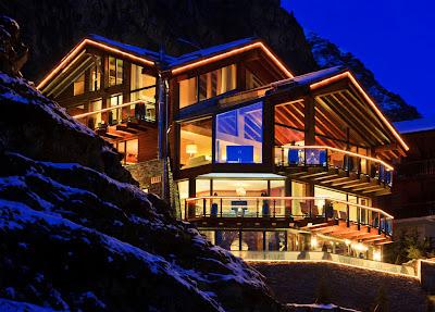 Chalet Zermatt Peak - luxury 5*+ catered chalet / boutique
