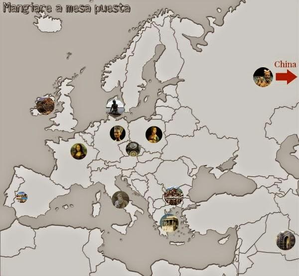 Mapa cazatesoro