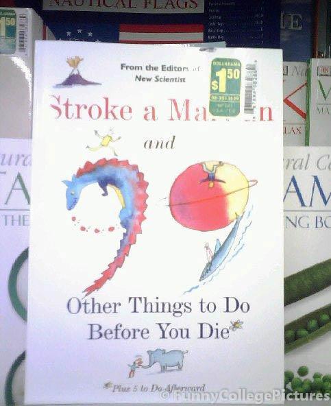 Stroke a man!