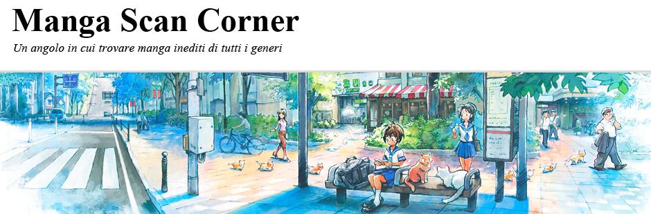 Manga Scan Corner