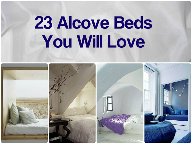 23 alcove beds you will love