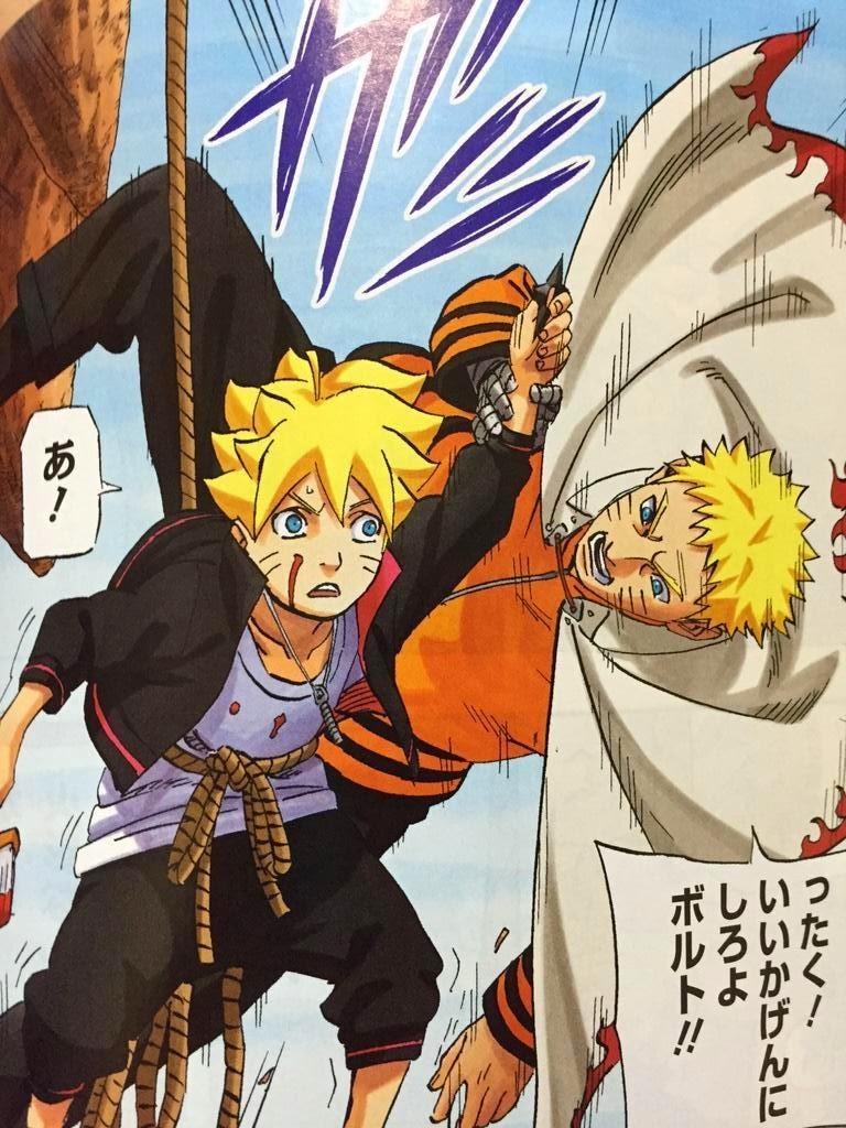 narutos%2Bchild%2Bboruto%2Bbolt Manga Baru Naruto Diumumkan Rilis Spring 2015 [Spoiler : Gambar Anak Naruto dan Sasuke Diperlihatkan]