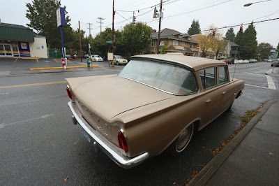 1961 Rambler Classic Deluxe sedan