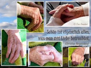 Mutterhände von Frau Sonnenhut