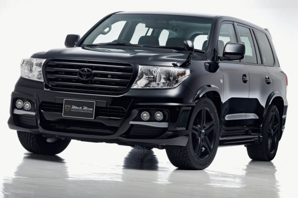 2011 Toyota Land Cruiser