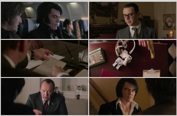 Elvis y Nixon (2016) DVDRip Español Latino