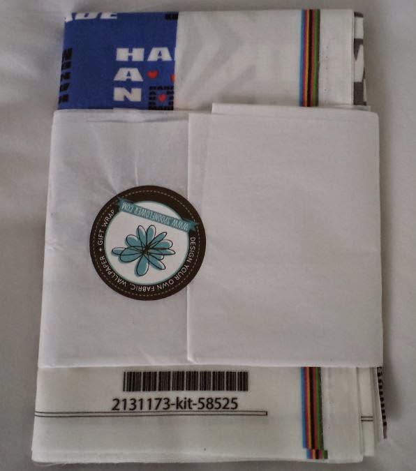 Spoonflower fabric sampler