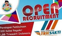 Open Recuitment di LBB Triesakti Indonesia