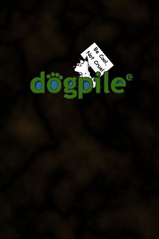 Dogpile logo iPod Wallpaper