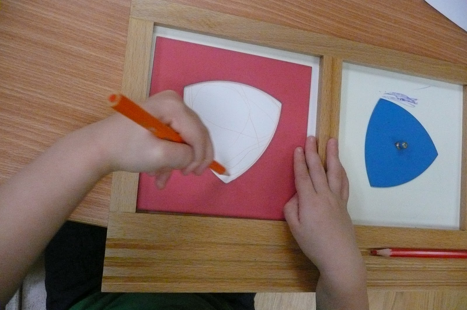 indirect preparation montessori Primary / kindergarten at casa dei bambini the montessori student is prepared for spelling and reading math: math principals are acquired through indirect preparation in the sensorial area and through manipulation exercises.