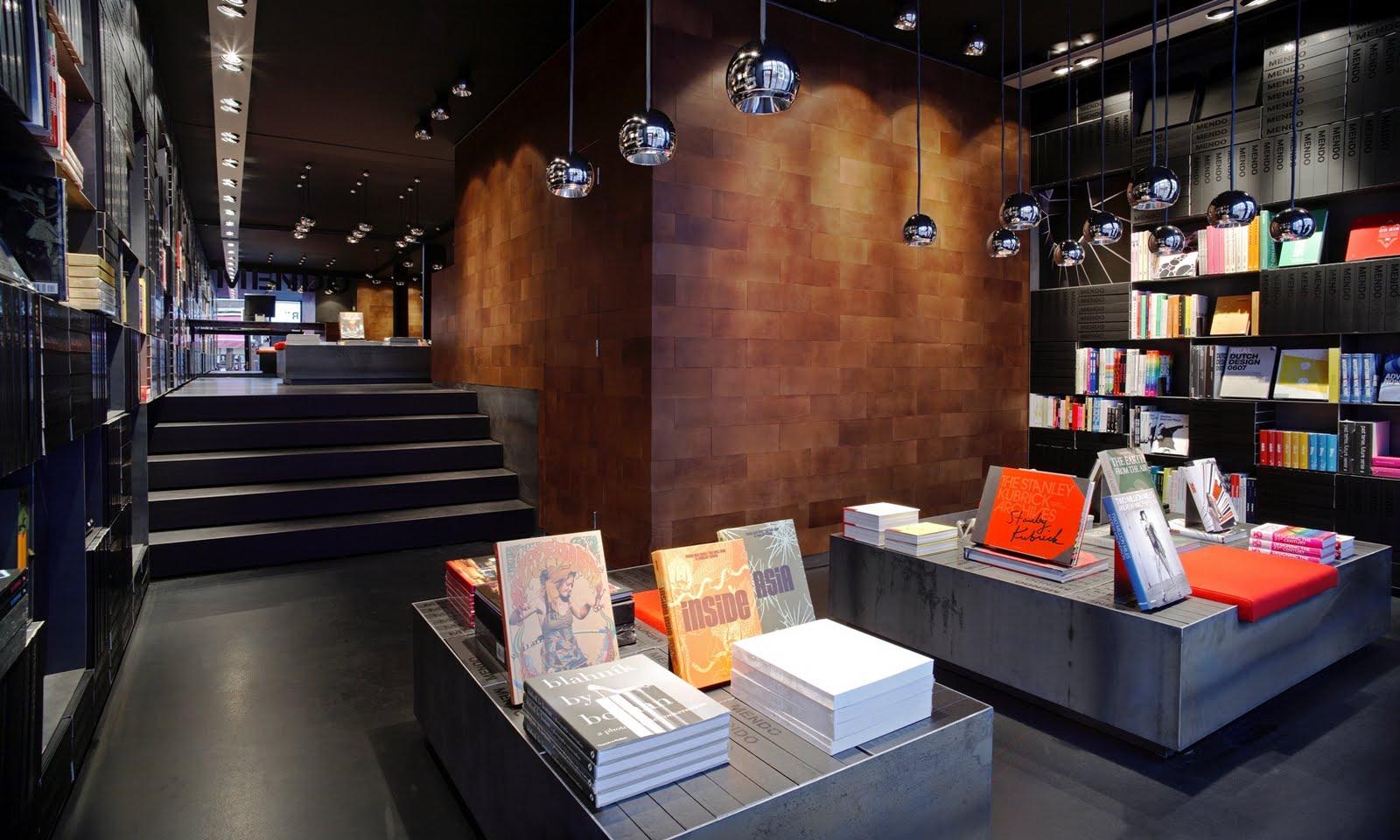 Design Toko Buku Desain Interior Toko Buku
