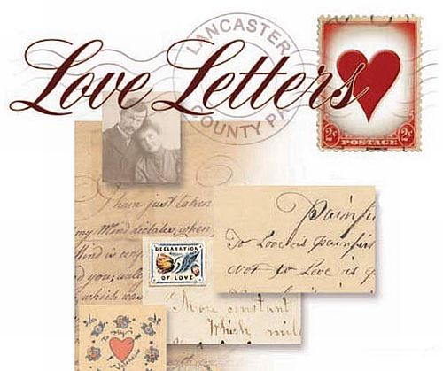 I THINK Therefore I AM A LOVE LETTER