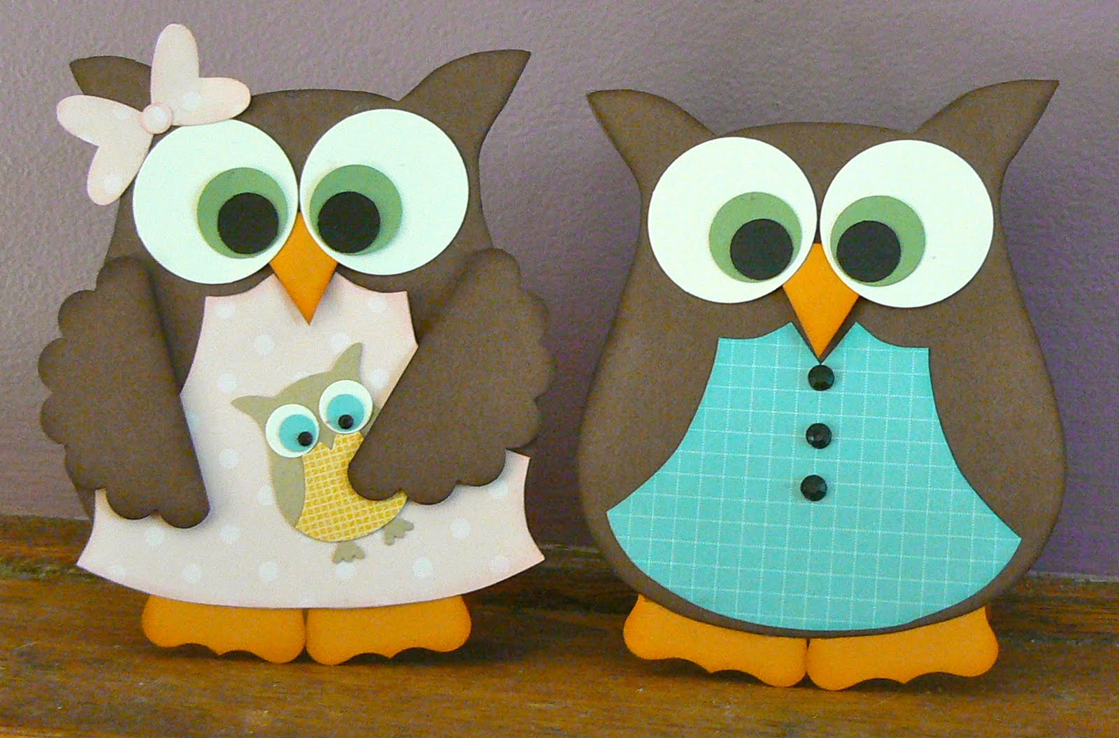 Kb papercraft unconvention 2 whooo said owls kb papercraft jeuxipadfo Image collections