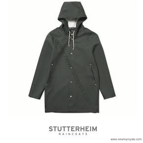 Princess Sofia Style STUTTERHEIM Raincoat