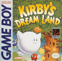 Kirby's Dream Land.