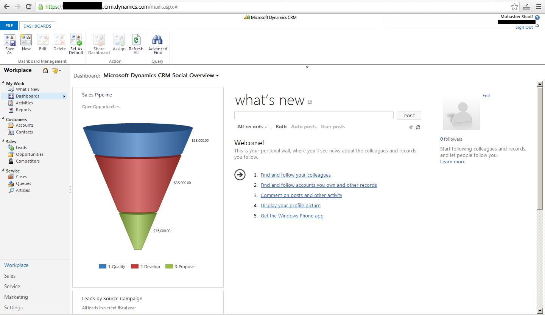 Microsoft Dynamics CRM 2013 updates and hotfixes